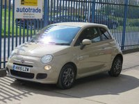 USED 2015 15 FIAT 500 1.2 S 3d 69 BHP Finance arranged Part exchange available Open 7 days