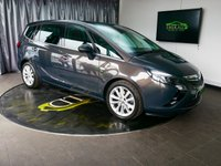 USED 2015 15 VAUXHALL ZAFIRA TOURER 2.0 ELITE CDTI 5d 168 BHP £0 DEPOSIT FINANCE AVAILABLE, AIR CONDITIONING, AUTOMATIC HEADLIGHTS, AUX INPUT, CLIMATE CONTROL, CRUISE CONTROL, DAB RADIO, ELECTRONIC PARKING BRAKE, HEATED SEATS, PARKING SENSORS, STEERING WHEEL CONTROLS, TRIP COMPUTER