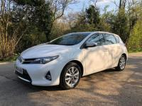 USED 2015 64 TOYOTA AURIS 1.6 V-Matic Icon M-Drive S 5dr ZERO DEPSOIT FINANCE AVAILABLE