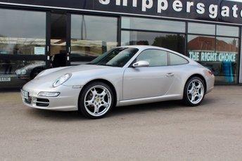 2006 PORSCHE 911 3.6 CARRERA 2 2d 325 BHP £26000.00