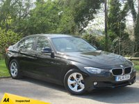 USED 2014 14 BMW 3 SERIES 2.0 320D EFFICIENTDYNAMICS 4d  * 128 POINT AA INSPECTION * BUILT IN BLUETOOTH HANDSFREE * 12 MONTHS FREE AA MEMBERSHIP *