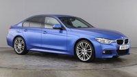 USED 2016 16 BMW 3 SERIES 2.0 318D M SPORT 4d 148 BHP
