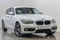 2015 BMW 1 SERIES 1.5 116D SPORT 5d 114 BHP £11490.00