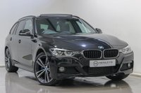 USED 2016 65 BMW 3 SERIES 2.0 320D XDRIVE M SPORT TOURING 5d AUTO 188 BHP