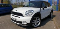 USED 2014 MINI PACEMAN 2.0 COOPER S D 3d 143 BHP 2KEY+PARK+CRUISE+HEATLEATHER+