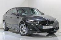 USED 2017 67 BMW 3 SERIES GRAN TURISMO 2.0 320D M SPORT GRAN TURISMO 5d AUTO 188 BHP