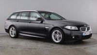 USED 2015 65 BMW 5 SERIES 2.0 520D M SPORT TOURING 5d AUTO 188 BHP