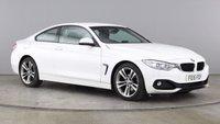 USED 2015 15 BMW 4 SERIES 2.0 420D SPORT 2d AUTO 188 BHP