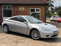 USED 2006 06 TOYOTA CELICA 1.8 VVT-I 3d 140 BHP FINANCE AVAILABLE!