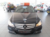 2013 MERCEDES-BENZ C CLASS 2.1 C200 CDI BLUEEFFICIENCY EXECUTIVE SE 4d AUTO 135 BHP £9995.00