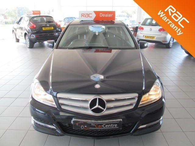 USED 2013 13 MERCEDES-BENZ C CLASS 2.1 C200 CDI BLUEEFFICIENCY EXECUTIVE SE 4d AUTO 135 BHP