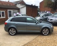 USED 2013 13 AUDI A3 TDI SPORT MOT 30th January 2020.... 2 Owners (last a lady since 2015)... Full Service History (8 Services)... £20 Road Tax... Easily achieve well over 55 MPG!.... Parking Sensors.... Clean Condition inside/out.... Cost almost £20k New.... 103BHP Model.... Warranty with Recovery Included