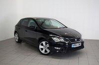 USED 2013 63 SEAT LEON 2.0 TDI FR 5d 150 BHP Call us for Finance