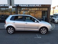 USED 2009 58 VOLKSWAGEN POLO 1.4 MATCH TDI 5d 68 BHP