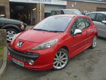 2008 PEUGEOT 207 1.6 GTI PACK 3d 172 BHP £1995.00