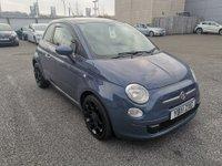 2011 FIAT 500 0.9 TWINAIR PLUS 3d 85 BHP
