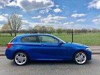 USED 2015 15 BMW 1 SERIES 1.6 118I M SPORT 3d AUTO 134 BHP