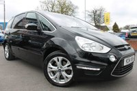 USED 2014 14 FORD S-MAX 1.6 TITANIUM TDCI S/S 5d 115 BHP AMAZING LOW MILEAGE EXAMPLE - 7 SEATER - FULL HISTORY - 2 OWNERS - TOP OF THE RANGE - MUST BE SEEN