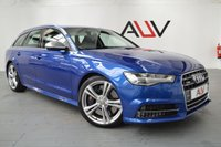 USED 2016 66 AUDI A6 4.0 S6 AVANT TFSI QUATTRO 5d AUTO 444 BHP