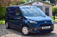 2016 FORD TRANSIT CONNECT 1.6 210 TREND P/V 1d 94 BHP £8995.00