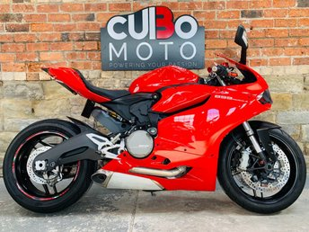 2014 DUCATI 899 PANIGALE ABS £9190.00