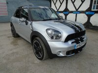 2013 MINI COUNTRYMAN 2.0 COOPER SD 5d 141 BHP £9681.00