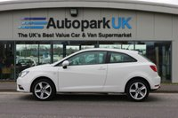 USED 2014 14 SEAT IBIZA 1.4 TOCA 3d 85 BHP LOW DEPOSIT OR NO DEPOSIT FINANCE AVAILABLE
