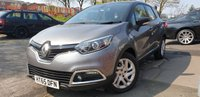"USED 2015 65 RENAULT CAPTUR 1.5 DYNAMIQUE NAV DCI 5d 90 BHP 2KEYS+NAV+17"" ALLOYS+MEDIA+"