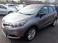 USED 2015 RENAULT CAPTUR 1.5 DYNAMIQUE NAV DCI 5d 90 BHP FREE ROAD TAX