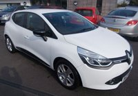 USED 2016 RENAULT CLIO 0.9 DYNAMIQUE NAV TCE 5d 89 BHP £20.00 PER YEAR ROAD TAX