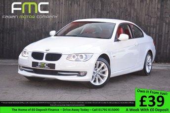 2010 BMW 3 SERIES 2.0 320I SE 2d 168 BHP £7499.00