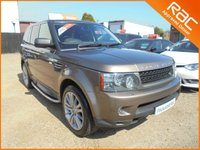 USED 2010 10 LAND ROVER RANGE ROVER SPORT 3.0 TDV6 HSE 5dr AUTO 245 BHP ENGINE NEEDS ATTENTION SOLD AS CLEARANCE CAR ALL LAND ROVER RANGE ROVER SPORT FACTORY FITTED EXTRAS MEGA SPEC FULLY LOADED