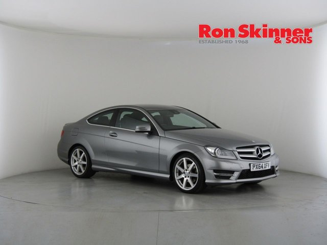 View our 2014 64 MERCEDES-BENZ C CLASS 2.1 C220 CDI AMG SPORT EDITION 2d AUTO 168 BHP