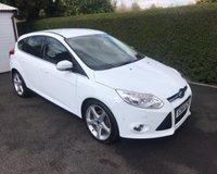 2014 FORD FOCUS 1.6 TITANIUM X TDCI 5d 113 BHP £6395.00