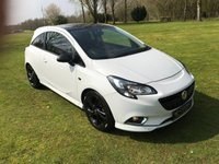 USED 2015 VAUXHALL CORSA 1.2 LIMITED EDITION 3DR **EXCELLENT FINANCE PACKAGES**NEW MODEL**3 DOOR**FULL HISTORY**