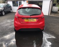 USED 2009 59 FORD FIESTA 1.4 ZETEC 16V 5d 96 BHP 6 Month PREMIUM Cover Warrant - 12 Month MOT (With No Advisories) - Low Rate Finance Packages Available