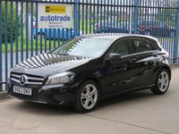USED 2013 63 MERCEDES-BENZ A-CLASS 1.8 A200 CDI BLUEEFFICIENCY SPORT 5d AUTO Sat nav 1/2 Leather Cruise