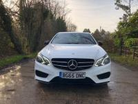 USED 2015 65 MERCEDES-BENZ E CLASS 2.1 E220 CDI BlueTEC AMG Night Edition 7G-Tronic Plus 4dr ZERO DEPOSIT FINANCE AVAILABLE
