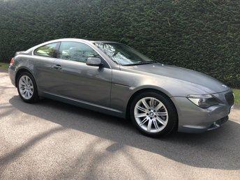 2004 BMW 6 SERIES 4.4 645CI 2d AUTO 329 BHP £5995.00