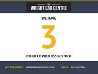 USED 2012 12 CITROEN DS3 1.6 DSTYLE 3d AUTO 120 BHP