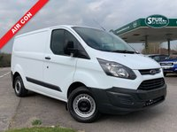 USED 2019 FORD TRANSIT CUSTOM 2013 63 TRANSIT CUSTOM  One Owner, Air Conditioning, Finance Arranged.