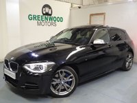 USED 2014 64 BMW 1 SERIES 3.0 M135i Sports Hatch (s/s) 5dr