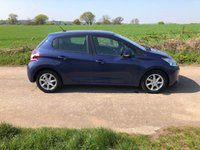 USED 2015 15 PEUGEOT 208 1.6 BLUE HDI S/S ACTIVE 3d 100 BHP