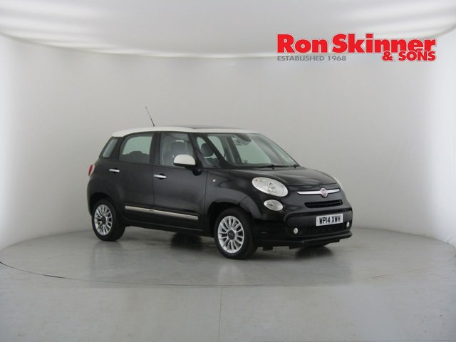 View our 2014 14 FIAT 500L 1.2 MULTIJET LOUNGE 5d 85 BHP