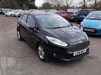USED 2016 16 FORD FIESTA 1.0 ZETEC 5d 99 BHP ***Great Value - 'Cat S' - fully repaired to manufacturers standard***