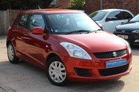 USED 2011 11 SUZUKI SWIFT 1.2 SZ2 5d 94 BHP **** ONE OWNER * £30 ROAD TAX ****