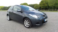 USED 2010 10 MAZDA 2 1.3 TS2 3d 84 BHP TAILOR MADE FINANCE PACKAGES TO SUIT ALL, 1 LADY OWNER FROM NEW, PART SERVICE HISTORY,