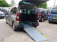 2014 CITROEN BERLINGO MULTISPACE 1.6 E-HDI AIRDREAM XTR AUTO WHEELCHAIR ACCESS WAV £10495.00