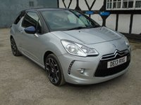 2013 CITROEN DS3 1.6 E-HDI DSTYLE PLUS 3d 90 BHP £6281.00