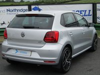 USED 2017 VOLKSWAGEN POLO 1.2 MATCH EDITION TSI 5d 89 BHP
